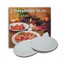 Farfurie pizza 2/set